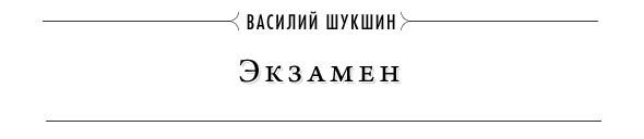 Воскресный рассказ: Василий Шукшин. Изображение № 1.