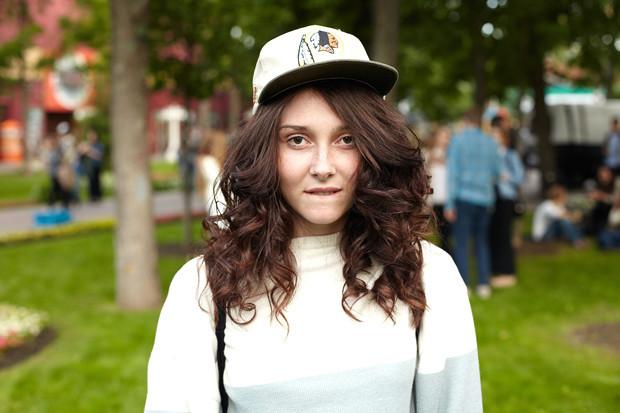 Красивые девушки на выступлении M.I.A.. Изображение № 13.