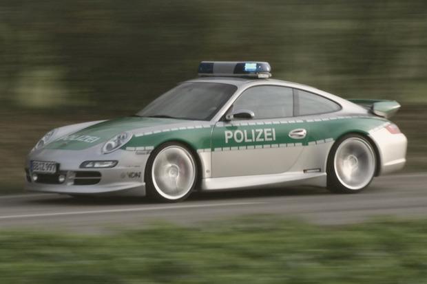 Полицейский беспредел: Самые навороченные авто на службе полиции разных стран. Изображение № 26.