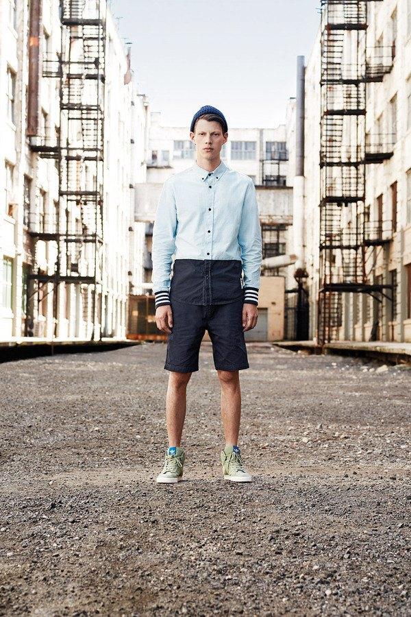 Adidas Originals выпустили лукбук новой весенней коллекции. Изображение № 6.