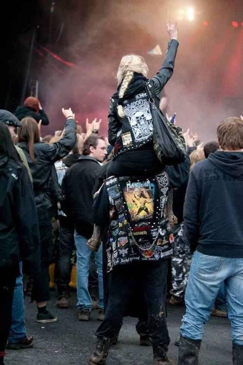 Battle Jackets: Tumblr-блог, посвящённый жилетам с нашивками. Изображение № 28.