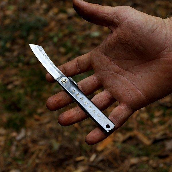 Компания Best Made выпустила новый нож Higo. Изображение № 6.