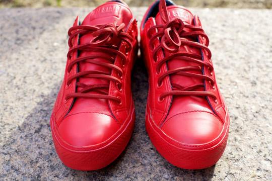 Изображение 4. Обувной дизайнер Ронни Фиг представил две коллаборации с Converse.. Изображение № 4.