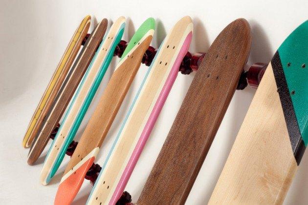 Марка Side Project Skateboards вместе с Jamboree Store представила винтажные скейтборды. Изображение № 1.