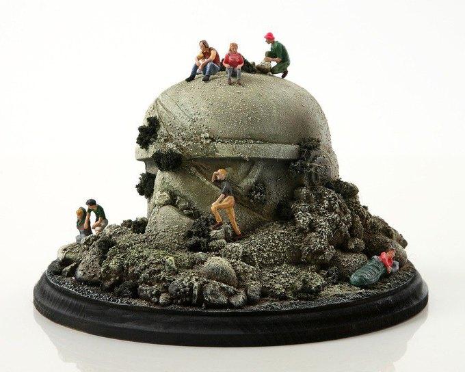 В честь Дня «Звёздных войн» Lucasfilm откроет выставку шлемов штурмовиков. Изображение № 3.