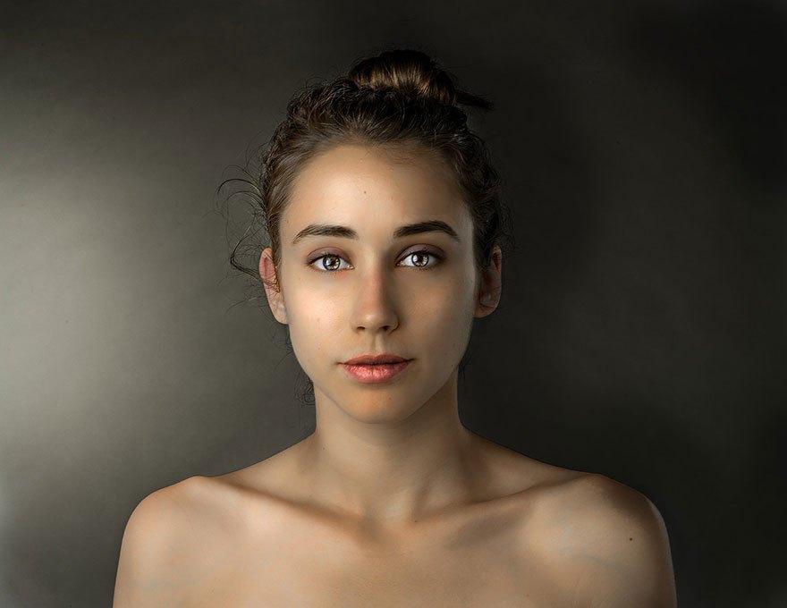 Как отличаются стандарты женской красоты в разных странах . Изображение № 16.