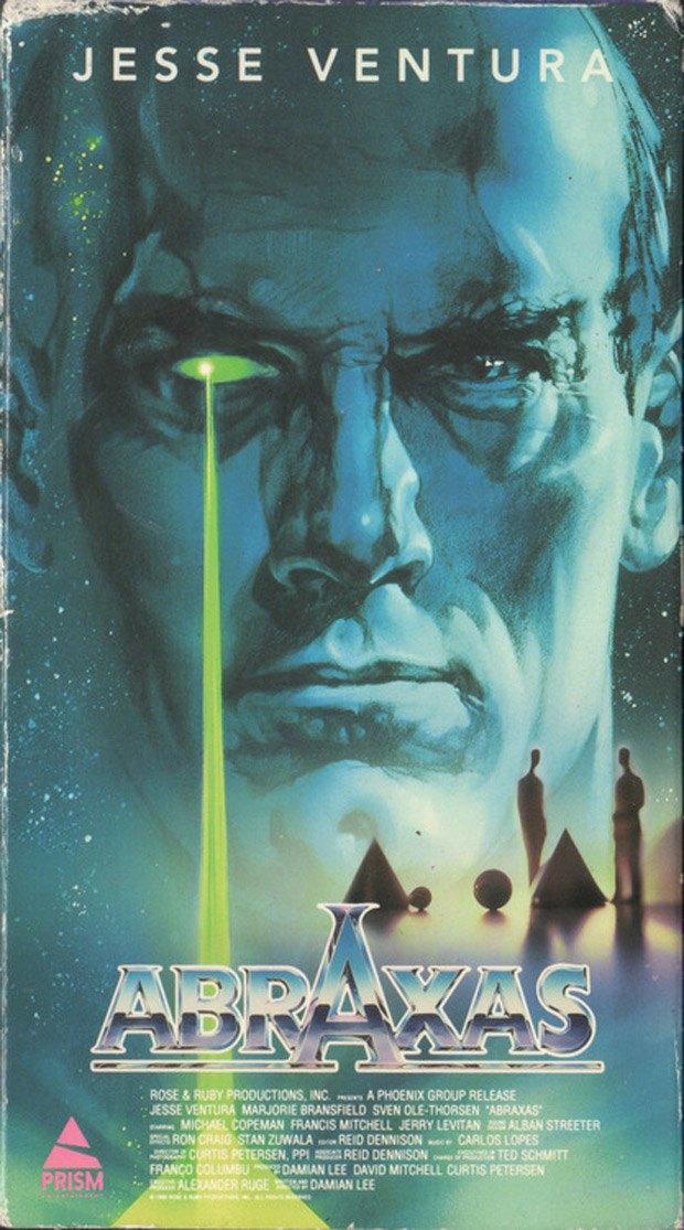 VHS Cover Junkie: Tumblr-блог коллекционера обложек видеокассет . Изображение № 42.