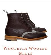 Хайкеры, высокие броги и другие зимние ботинки в интернет-магазинах. Изображение № 22.