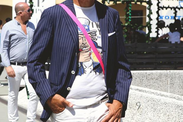 Детали: Репортаж с выставки мужской одежды Pitti Uomo. День первый. Изображение № 33.