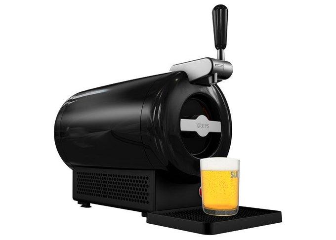 Дизайнер из Apple создал машину для приготовления пива. Изображение № 3.