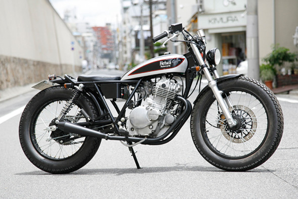 Motorcycle Club: современная мода на ретро-байки. Изображение № 13.