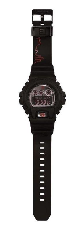 В Москве состоится презентация новой модели часов Эминема и марки G-Shock . Изображение № 1.