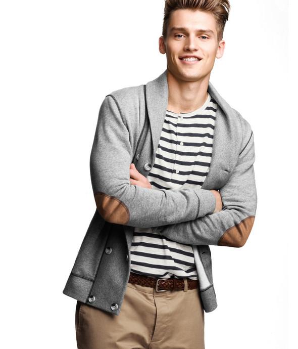 Мужские лукбуки: Zara, H&M, Pull and Bear и другие. Изображение № 27.