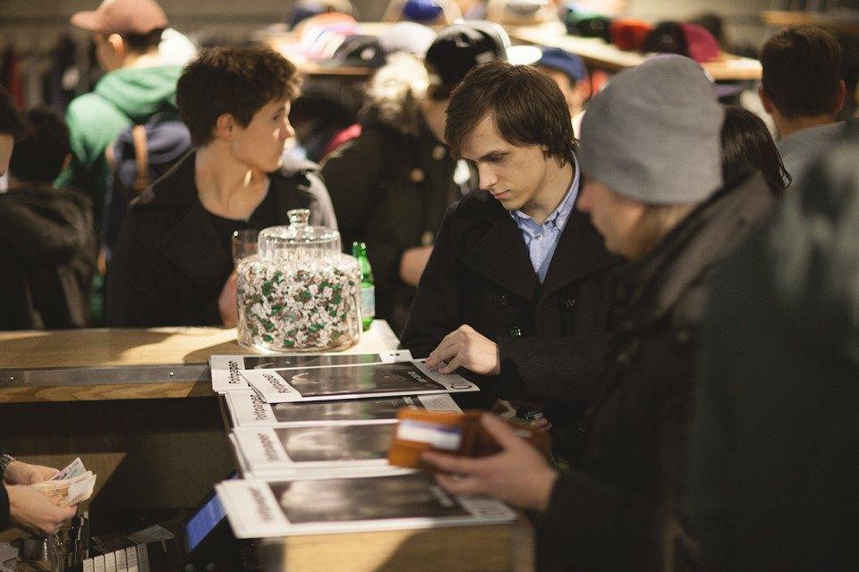 Детали: Репортаж с открытия нового магазина FOTT. Изображение № 33.