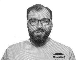 Личный состав: Предметы шеф-повара Мурада Калаева. Изображение № 1.