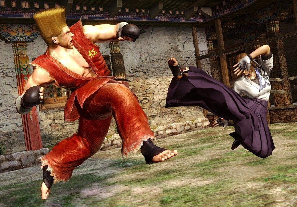 Tekken 6. Изображение № 22.