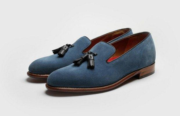 Марка Grenson выпустила весеннюю коллекцию обуви. Изображение № 23.