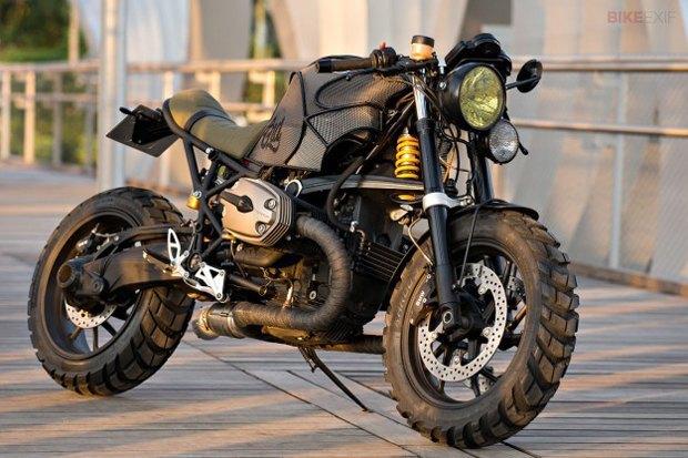 Мастерская Café Racer Dreams собрала новый мотоцикл на базе BMW. Изображение № 1.