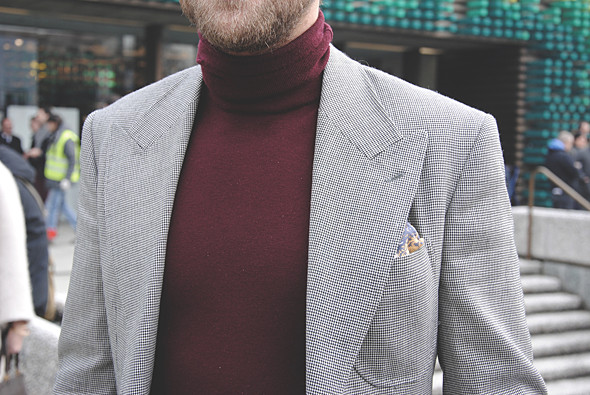 Детали: Репортаж с выставки мужской одежды Pitti Uomo. День третий. Изображение № 32.