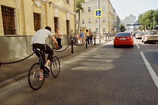 Без тормозов: Интервью с создателями сообщества Fixed Gear Moscow. Изображение № 37.