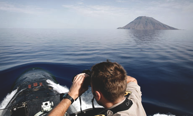 Как я провел неделю на атомной субмарине: Репортаж британского журналиста. Изображение № 1.