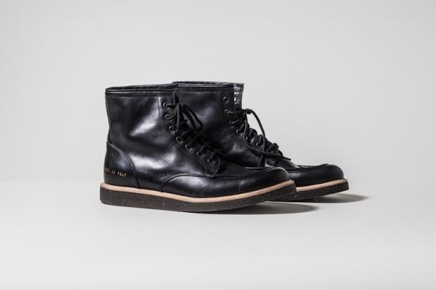 Марка Common Projects представила осеннюю коллекцию обуви. Изображение № 4.
