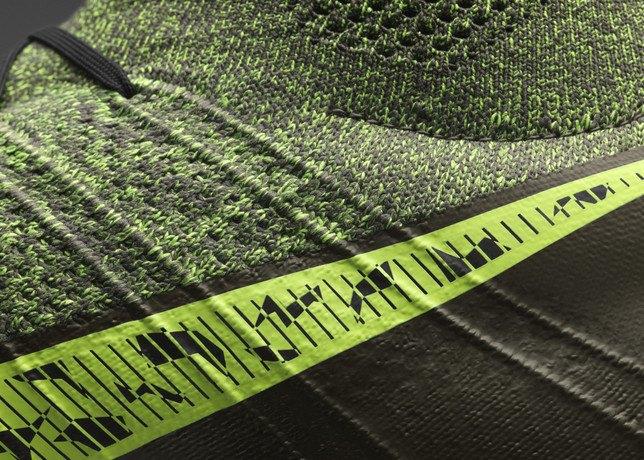 Nike представила новую версию бутс Elastico Superfly на текстильной основе. Изображение № 5.