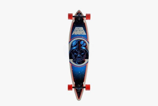 Марка Santa Cruz выпустила коллекцию скейтбордов с принтами Star Wars. Изображение № 5.