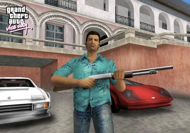 До конца осени появится версия игры GTA: Vice City для мобильных устройств. Изображение № 2.
