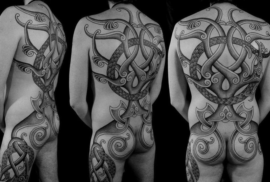 «Я вырос в маленьком городе в центре прерий»: Интервью с татуировщиком Колином Дейлом. Изображение № 4.