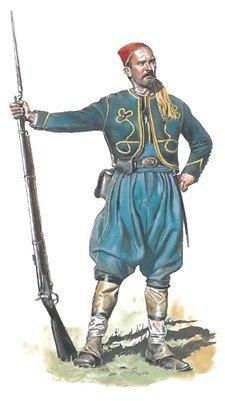 Зуавы: Как французские головорезы стали символом войн XIX века. Изображение № 10.