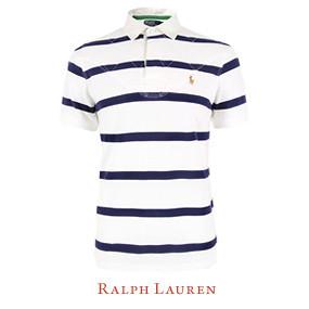 Заказное дело: 10 полосатых рубашек-поло в интернет-магазинах. Изображение № 10.