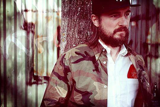 Шведский ритейлер С-store выпустил лукбук весенней коллекции дизайнера Марка МакНейри. Изображение № 14.