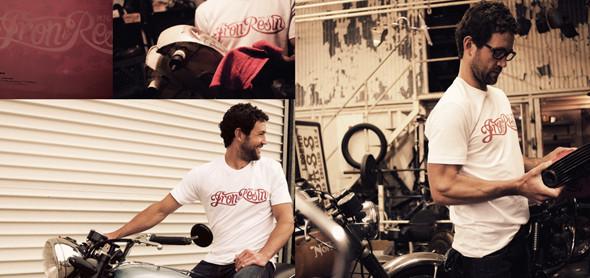 Новая марка мужской одежды Iron & Resin и ее первая коллекция. Изображение № 5.