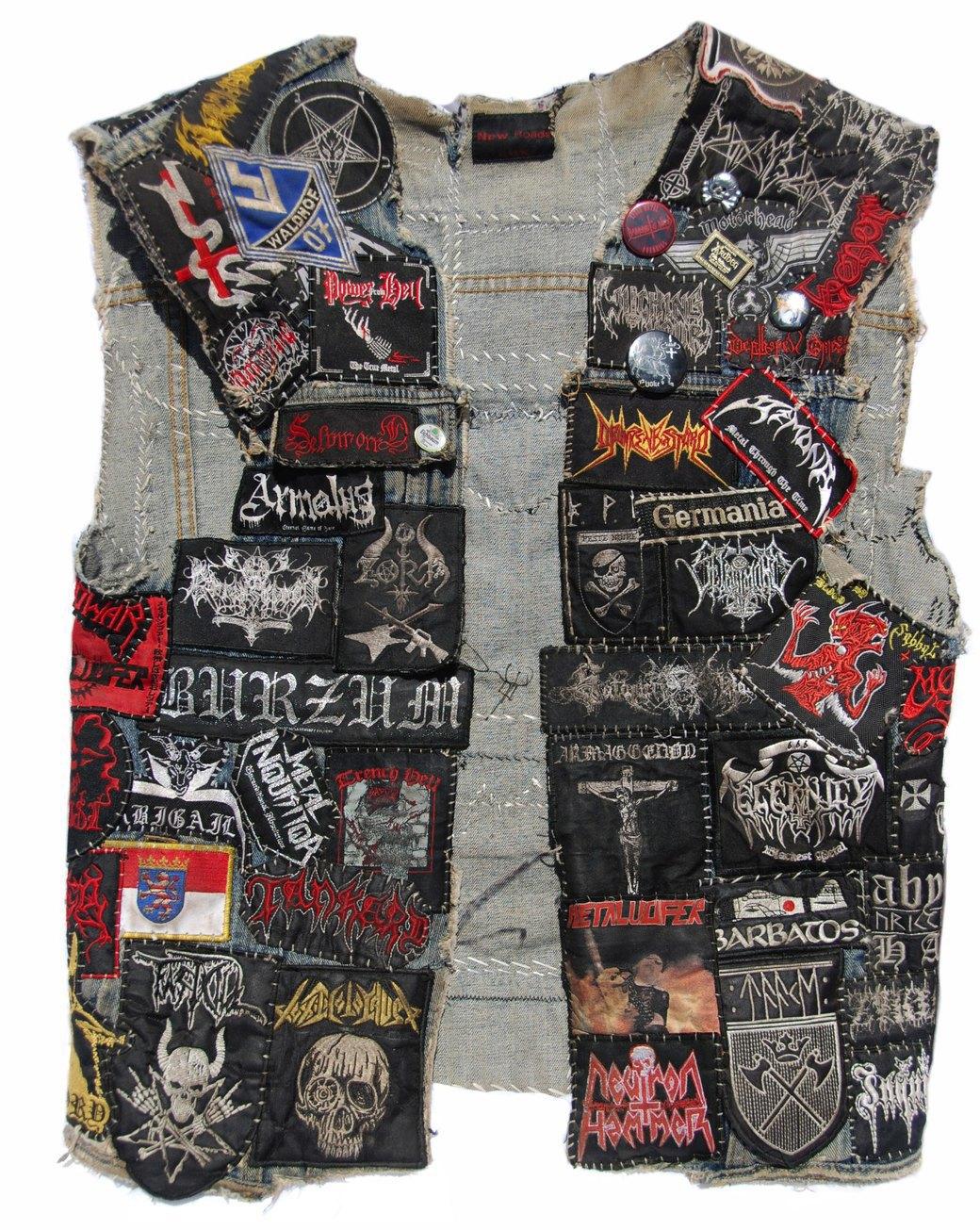 Цельнометаллическая оболочка: Путеводитель по курткам металлистов в формате фоторепортажа. Изображение № 32.
