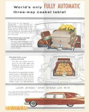 Катафалк: Ритуальные авто в обычной жизни и мировой культуре. Изображение № 6.