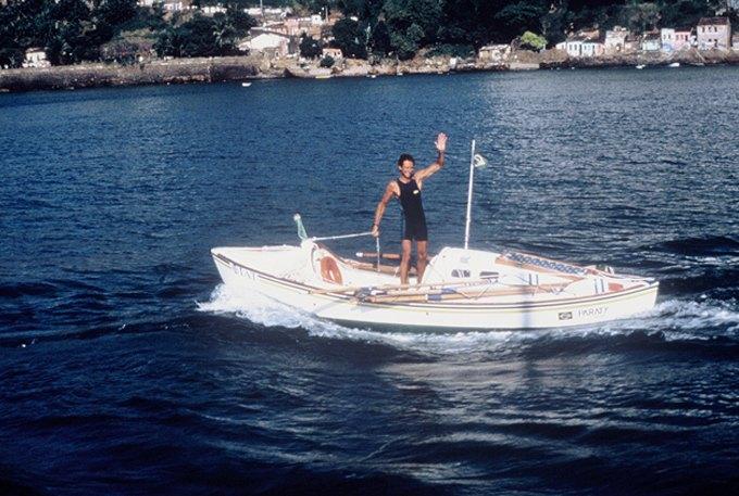 Одинокое плавание: 8 путешественников, пересекших Атлантику на весельной лодке. Изображение № 7.