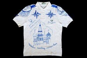 Марка Fred Perry и магазин Dover Street Market представили совместную коллекцию рубашек поло. Изображение № 8.