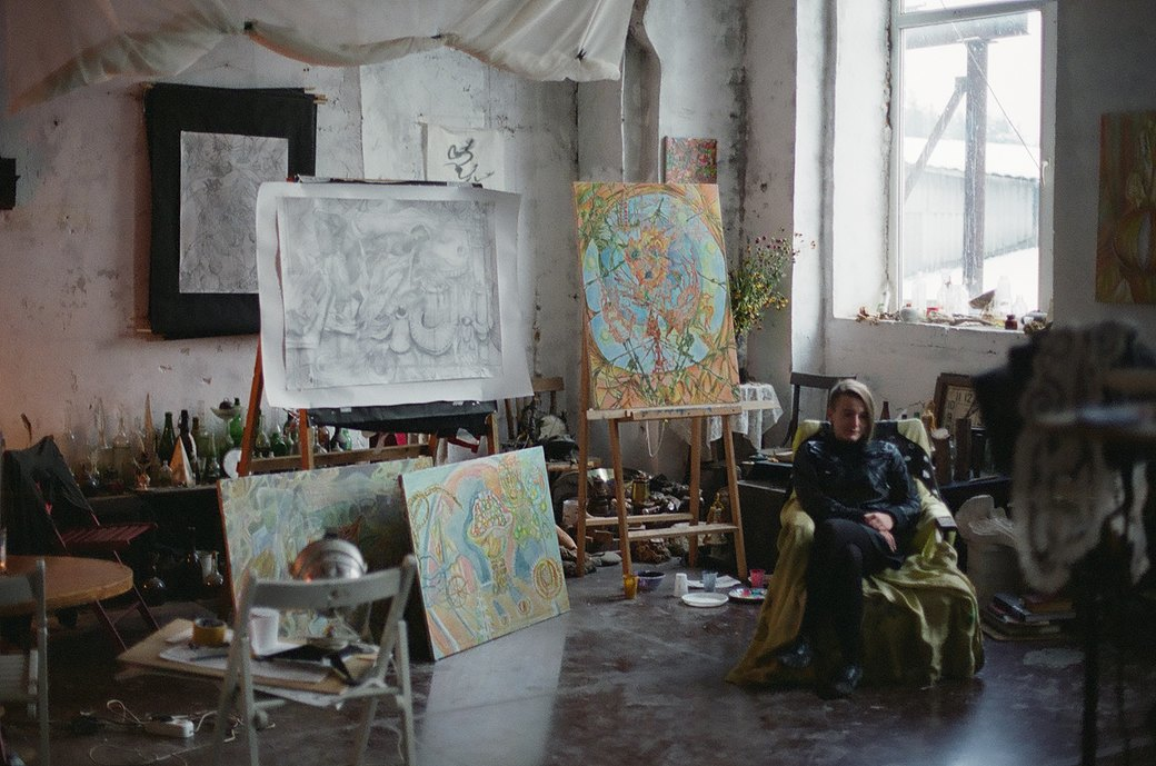 «Гуслица»: Как живёт арт-резиденция в подмосковном лесу. Изображение № 8.