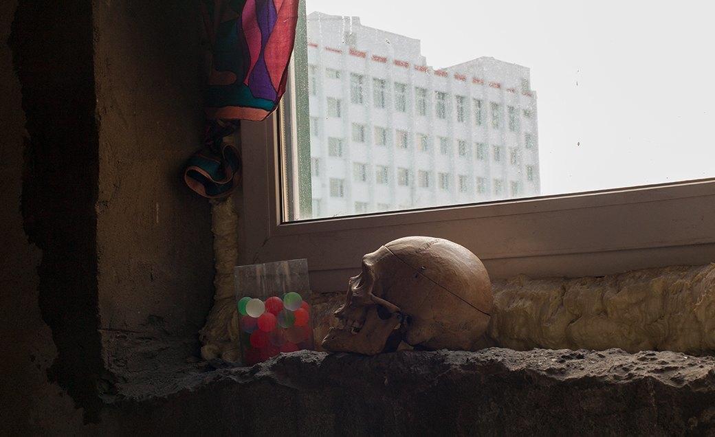 Дом культуры: Молодые московские художники и их мастерские. Изображение № 6.