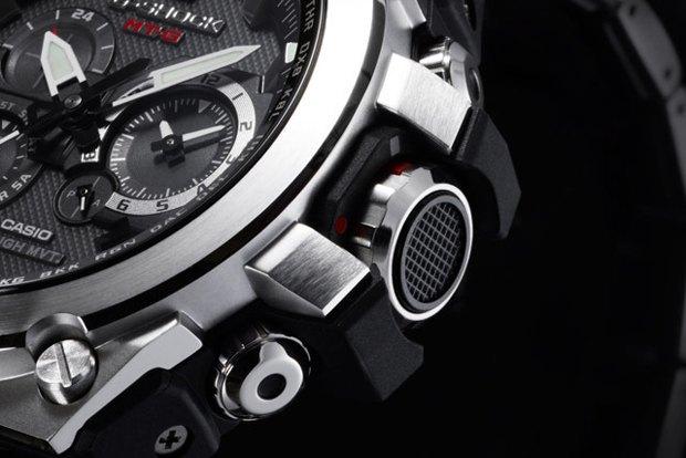Марка Casio выпустила металлические часы G-Shock . Изображение № 1.