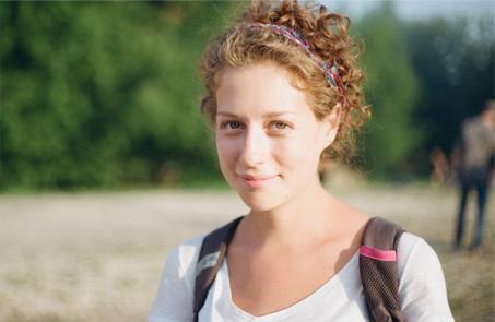 Фоторепортаж: Красивые девушки на Пикнике «Афиши». Изображение № 5.