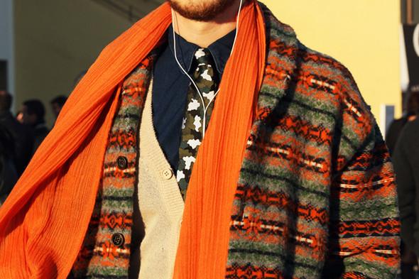 Итоги Pitti Uomo: 10 трендов будущей весны, репортажи и новые коллекции на выставке мужской одежды. Изображение № 40.