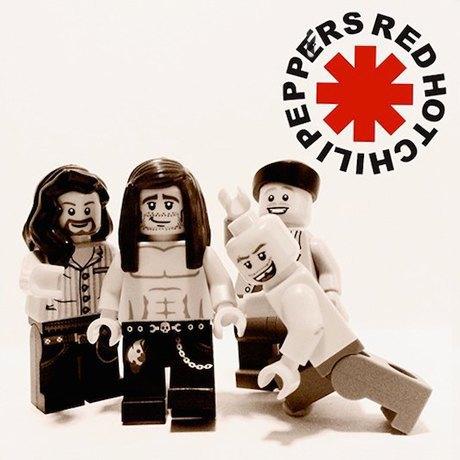 Lego-go: Культовые группы в виде фигурок из конструктора LEGO. Изображение № 17.