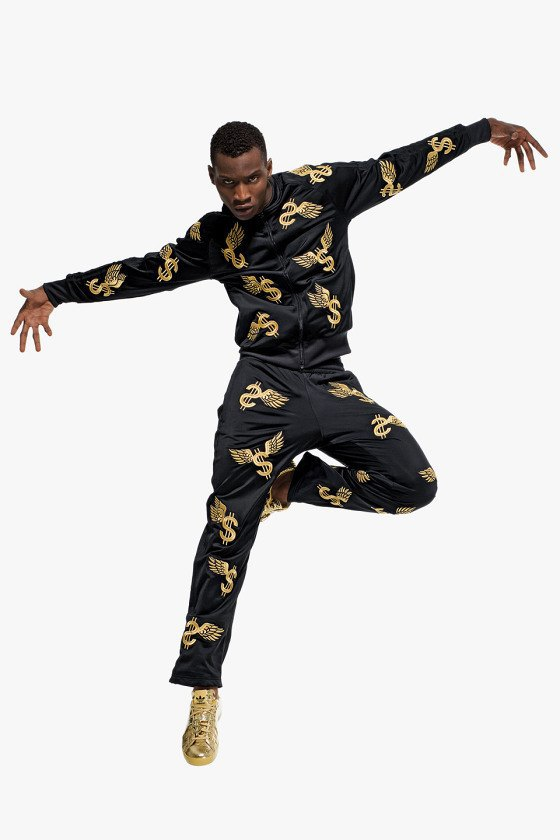 Adidas Originals и Джереми Скотт выпустили лукбук новой коллекции. Изображение № 5.