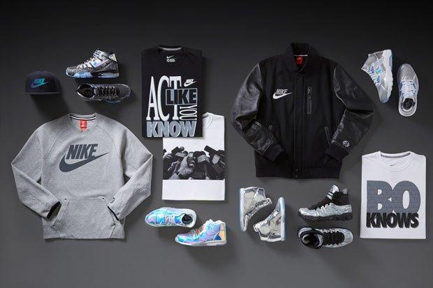 Nike Sportswear опубликовали лукбук новой коллекции Nike Knows. Изображение № 1.