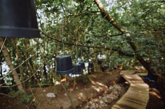 Фоторепортаж: Строительство объектов фестиваля Outline. Изображение № 25.