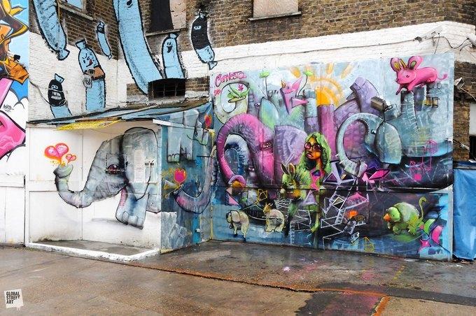 Google Street Art: Онлайн-музей граффити под открытым небом. Изображение № 3.