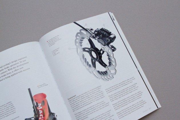 Вышел подробный атлас устройства современного велосипеда. Изображение № 5.