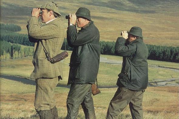 Охотники в вощеных куртках, 1980-е. Изображение № 14.